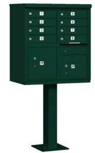 Sample mailbox